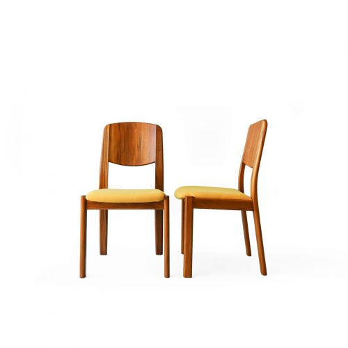 Danish Vintage Dining Chair Koefoeds Hornslet/デンマークヴィンテージ ダイニングチェア コフォード ホーンスレット 椅子 チーク材 北欧モダン