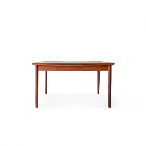 Danish Vintage Draw Leaf Extension Dining Table/デンマークヴィンテージ エクステンション ダイニングテーブル ドローリーフ チーク材 北欧家具