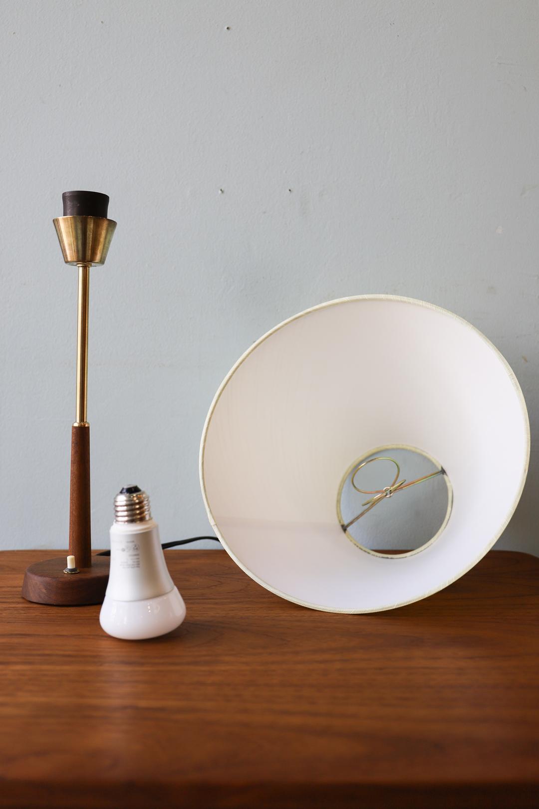 Swedish Vintage Table Lamp Midcentury Modern/スウェーデンヴィンテージ テーブルランプ 間接照明 インテリア ミッドセンチュリー 北欧デザイン