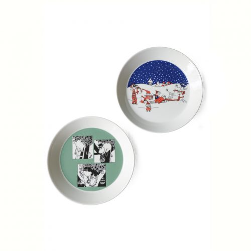 ARABIA Moomin Collection Plate Set 2015/アラビア ムーミン コレクションプレートセット 2015年 廃盤 フィンランド 北欧食器