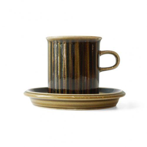 ARABIA Kosmos Coffee Cup and Saucer/アラビア コスモス コーヒーカップ&ソーサー 北欧食器 フィンランドヴィンテージ 4