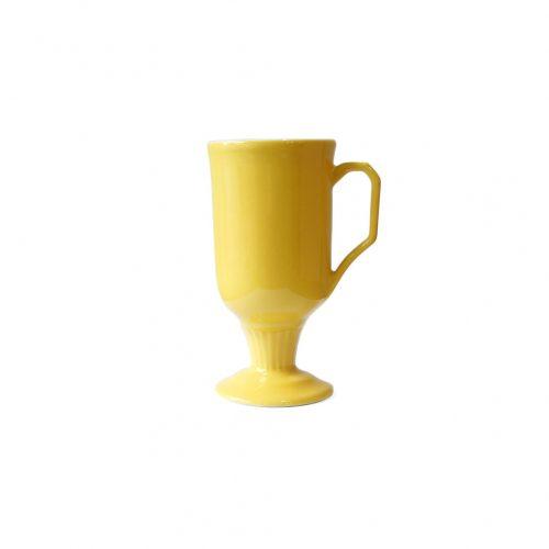 US Vintage Shenango Pedestal Mug Cup/アメリカヴィンテージ シェナンゴ マグカップ 陶器 食器 ミッドセンチュリー レトロ 1