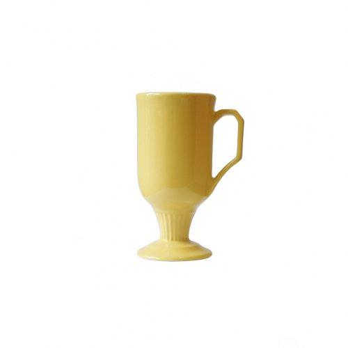 US Vintage Shenango Pedestal Mug Cup/アメリカヴィンテージ シェナンゴ マグカップ 陶器 食器 ミッドセンチュリー レトロ 2