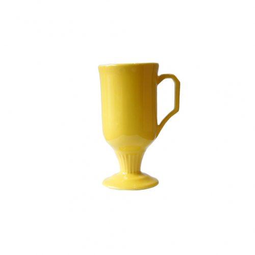 US Vintage Shenango Pedestal Mug Cup/アメリカヴィンテージ シェナンゴ マグカップ 陶器 食器 ミッドセンチュリー レトロ 3