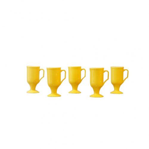 US Vintage Shenango Pedestal Mug Cup/アメリカヴィンテージ シェナンゴ マグカップ 陶器 食器 ミッドセンチュリー レトロ