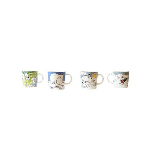 ARABIA Moomin Mug Cup/アラビア ムーミンマグ 北欧食器 マグカップ フィンランド 廃盤