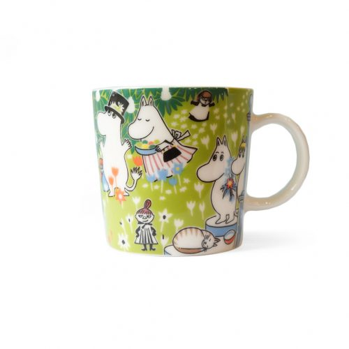 ARABIA Moomin Mug Cup Tove's Jubilee/アラビア ムーミンマグ トーベの100周年記念 北欧食器 マグカップ フィンランド 廃盤