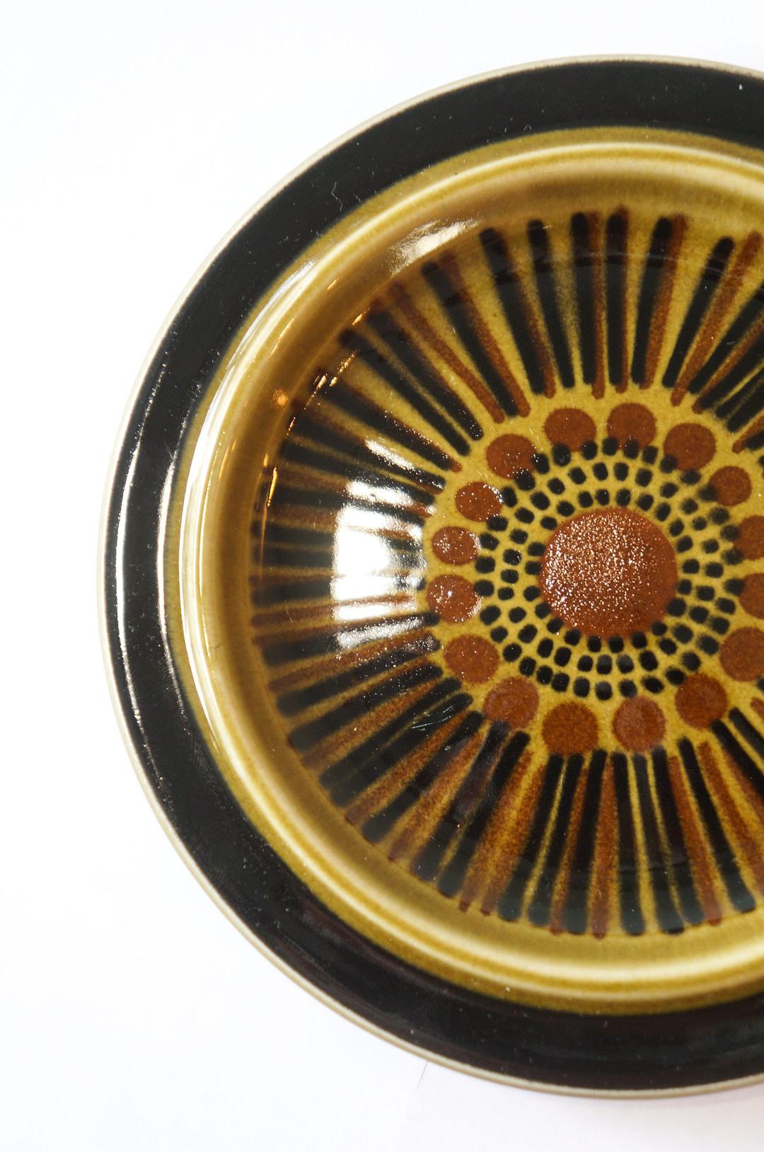 ARABIA Kosmos Plate 16cm/アラビア コスモス プレート 16cm ケーキ皿 北欧食器 フィンランドヴィンテージ 1