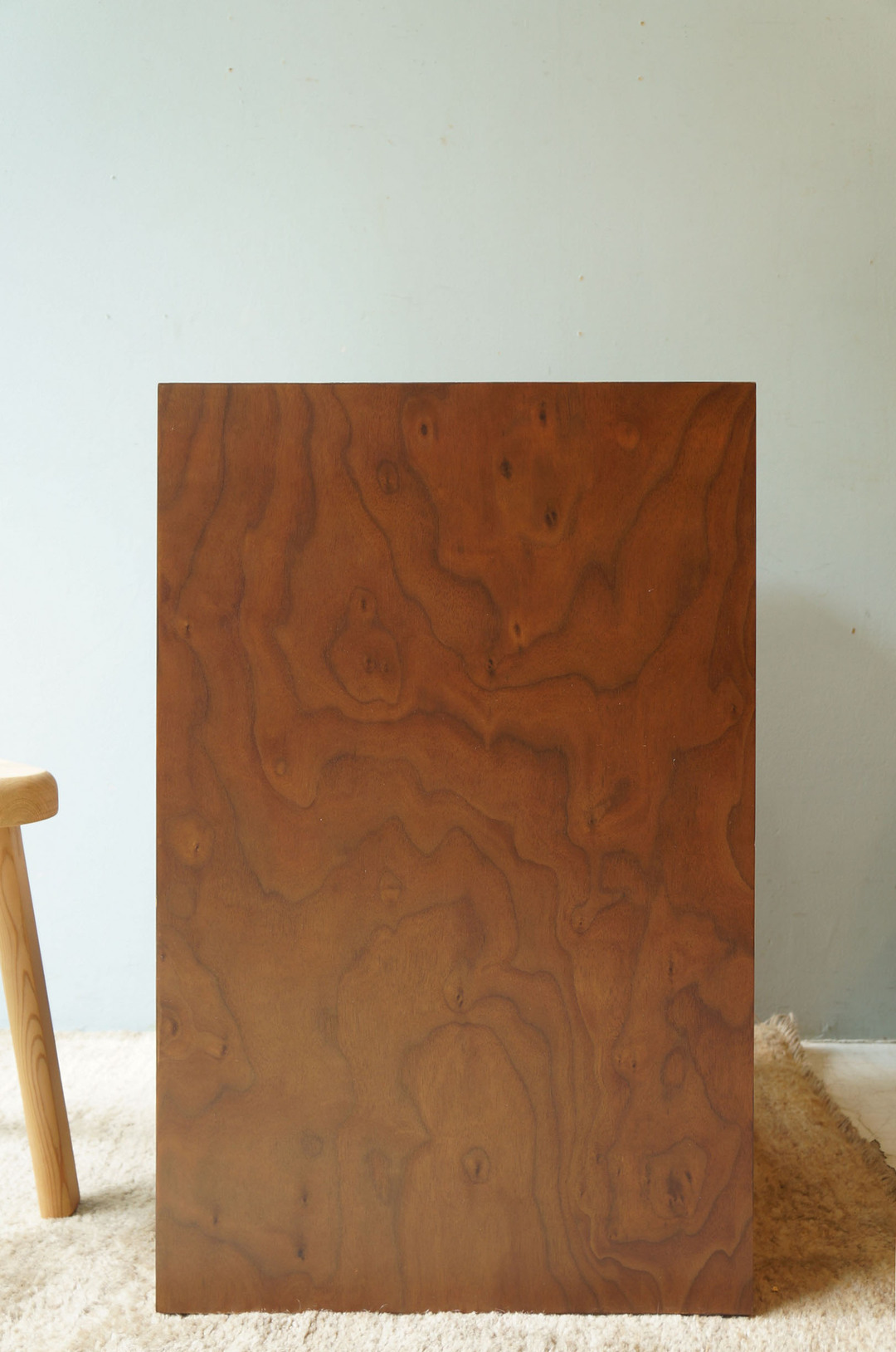 Wooden Audio Rack Simple Modern Design/オーディオラック 木製 シンプル モダン キャビネット 収納家具 1