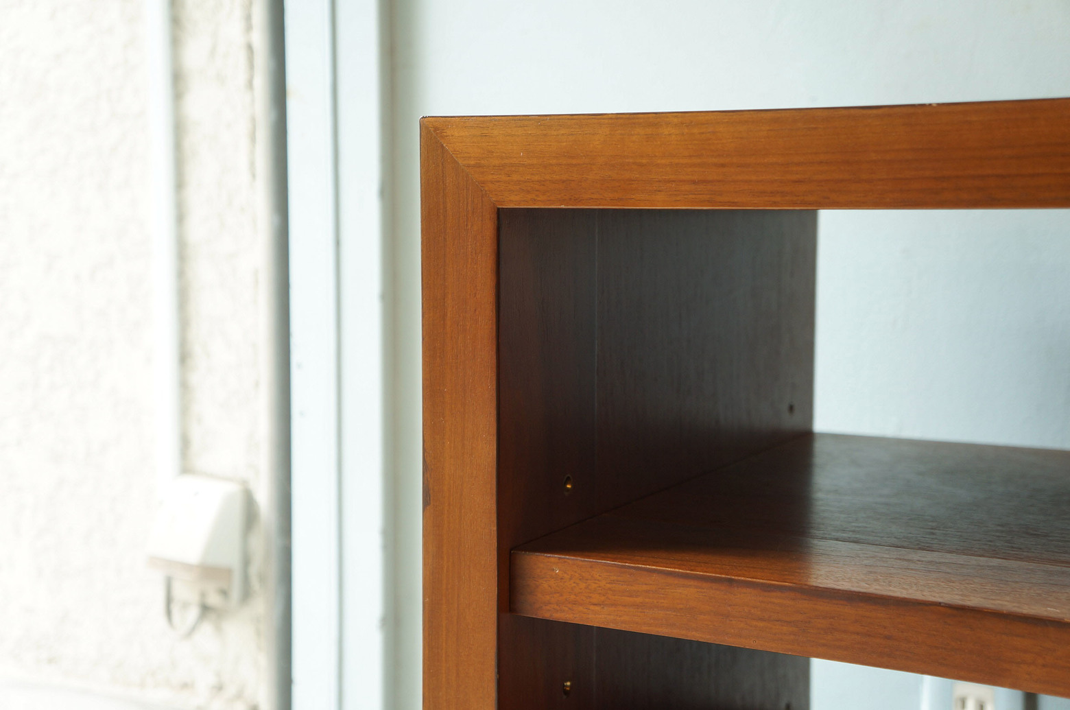 Wooden Audio Rack Simple Modern Design/オーディオラック 木製 シンプル モダン キャビネット 収納家具 2