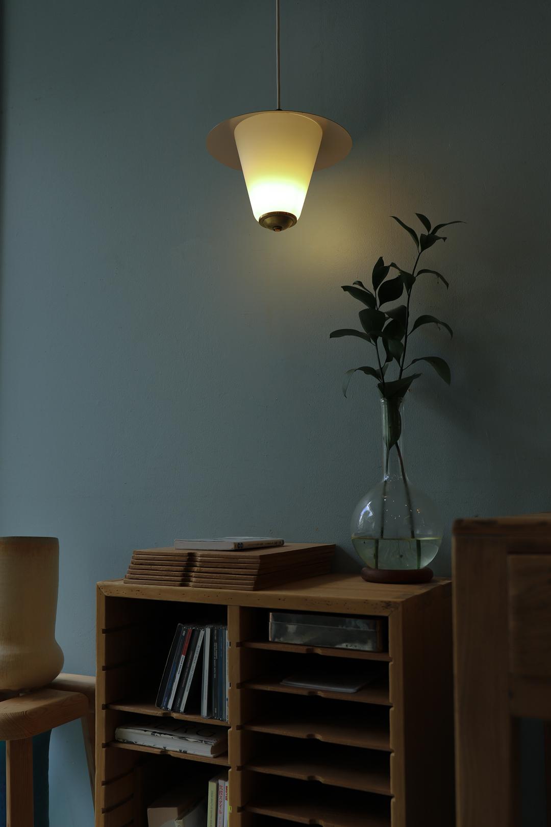 Danish Vintage Lyfa Pendant Light/デンマークヴィンテージ ライファ ペンダントライト 照明 北欧デザイン ミッドセンチュリー