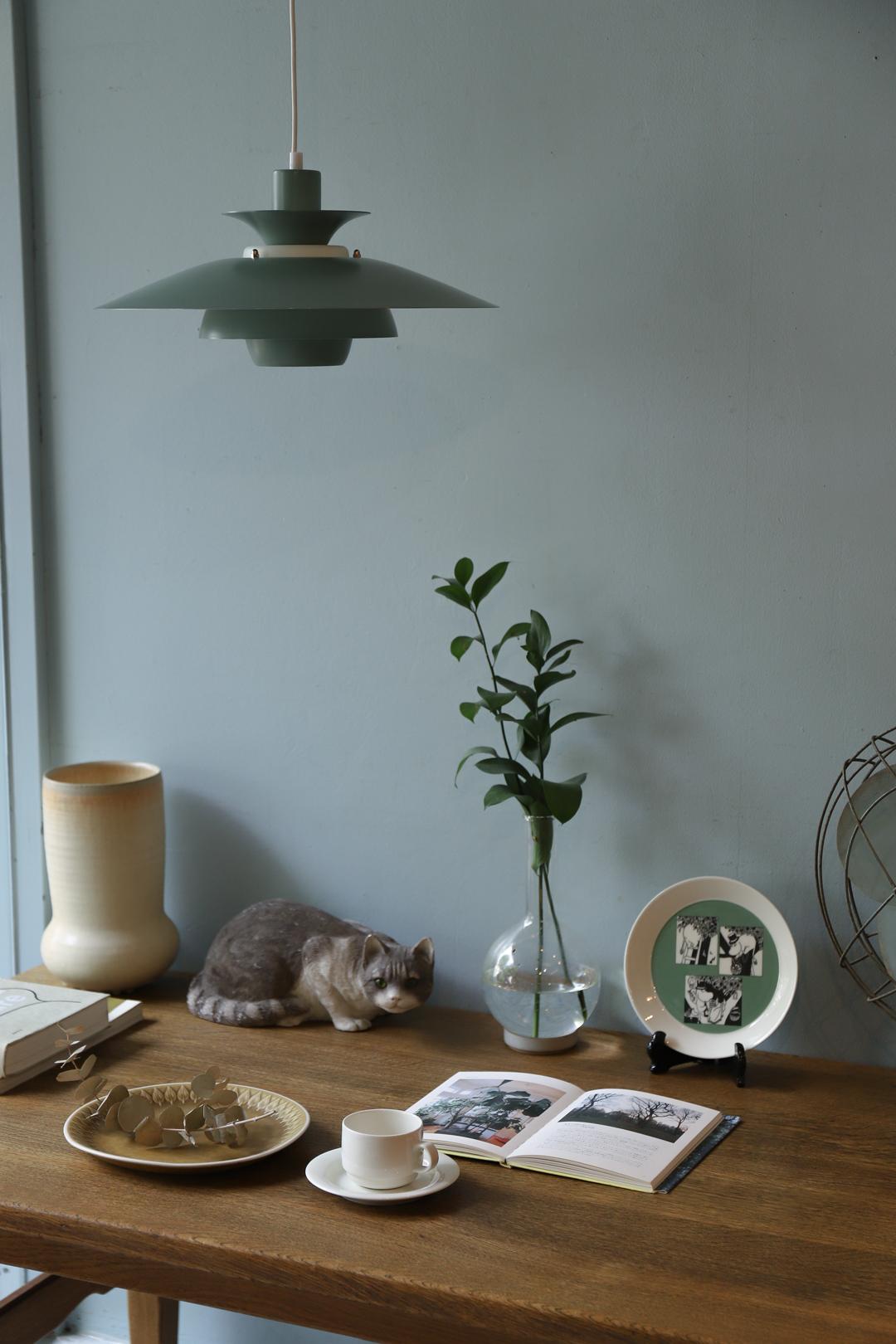 Danish Vintage JEKA Pendant Light LAGUNA/デンマークヴィンテージ ペンダントライト 照明 北欧デザイン インテリア